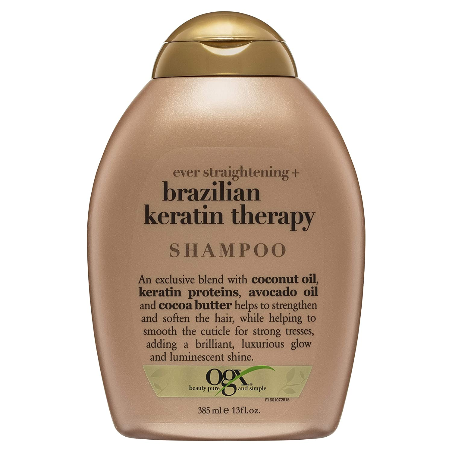 Brazilian Keratin Therapy Smoothing Shampoo