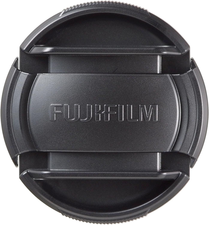 Color Negro Fujifilm FLCP-72 Tapa de Objetivo de 72 mm para Fujinon XF 10-24 mm y XF 50-140 mm