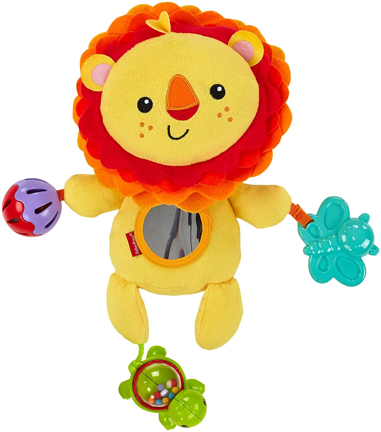 Fisher Price Activity Lion Amazon Toys & Games
