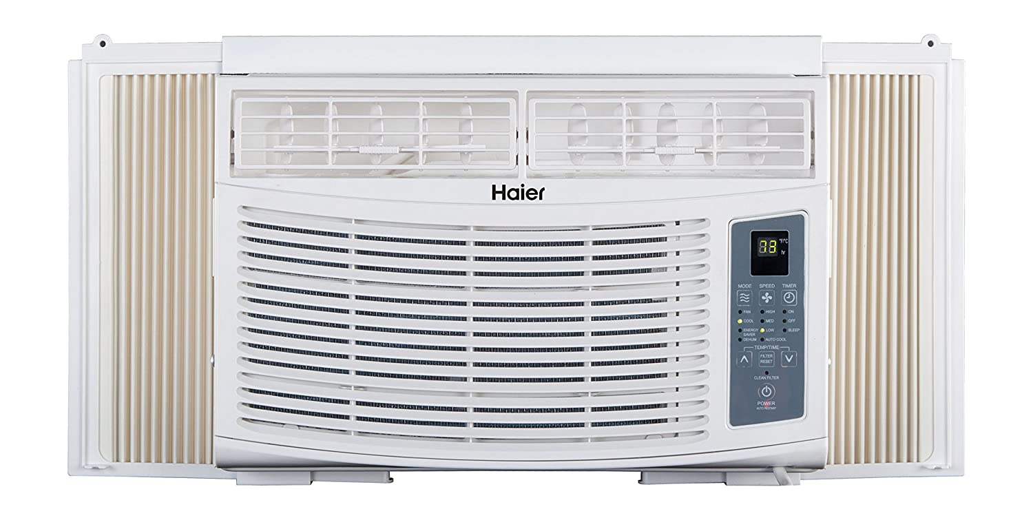 81REMuz 6BL._SL1500_ amazon com haier hwr06xcr 6000 btu room air conditioner home  at aneh.co