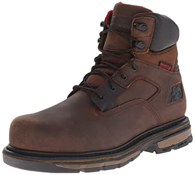 6e15c47397b Rocky Men's 6 Inch Hauler Composite Toe Work Boot