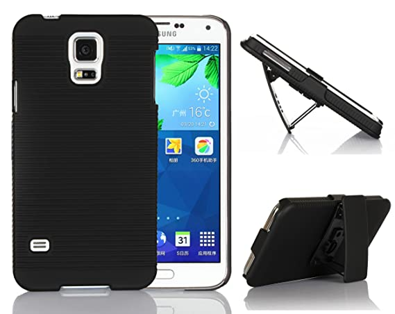 Amazon.com: GearIT Samsung Galaxy S5 Carcasa Ultra Slim ...