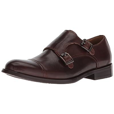Zanzara Men's Okada Oxford, Brown, 9 Standard US Width US: Shoes