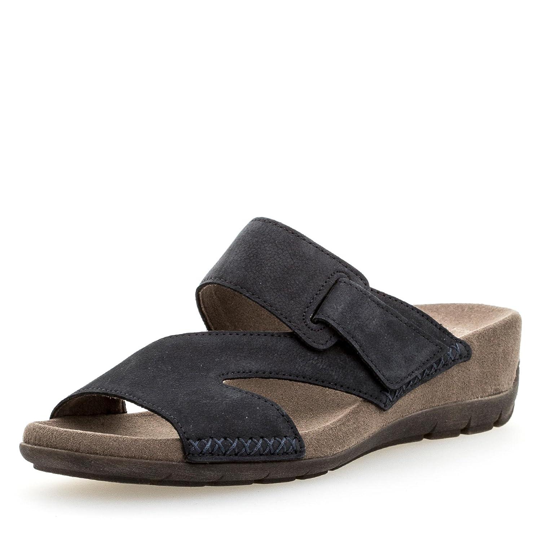 Gabor Shoes Gabor Jollys, Mules para Mujer 36 EU|Nightblue Nubuck