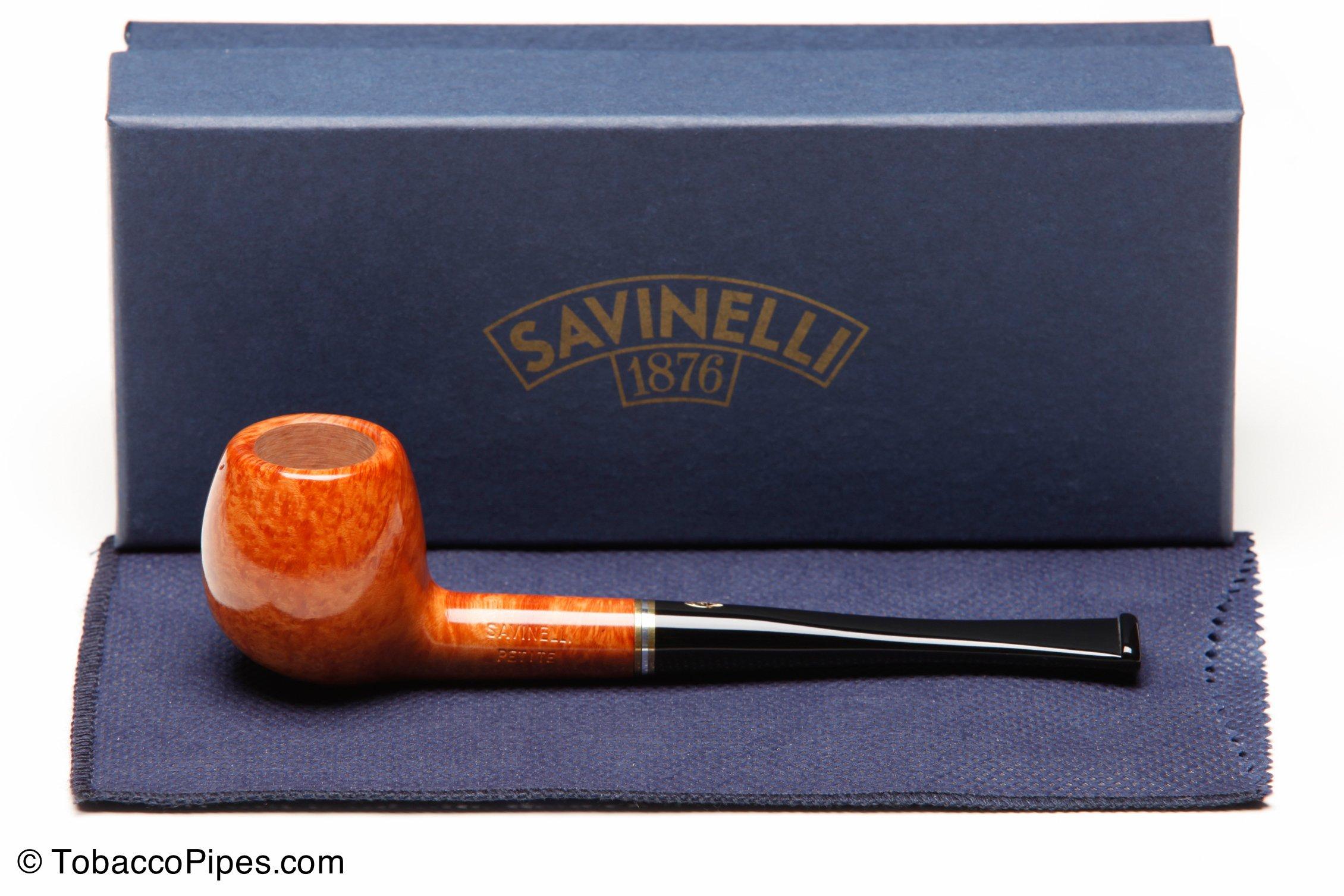 Savinelli Petite Natural 202 Tobacco Pipe