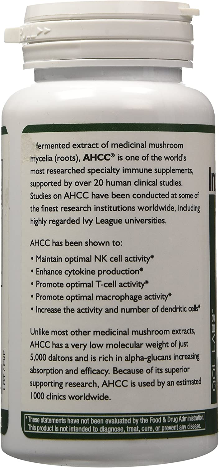 Labs ImmunoKinoko AHCC 500 mg 90 VegiCaps