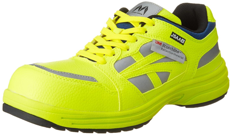 [マルゴ] MARUGO 丸五 マンダムセーフティーReflect781 安全靴 作業靴 夜間作業 JSAA規格 B01070HV5Y イエロー 27.0 cm
