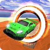 Impossible Car Stunts Mega Ramp