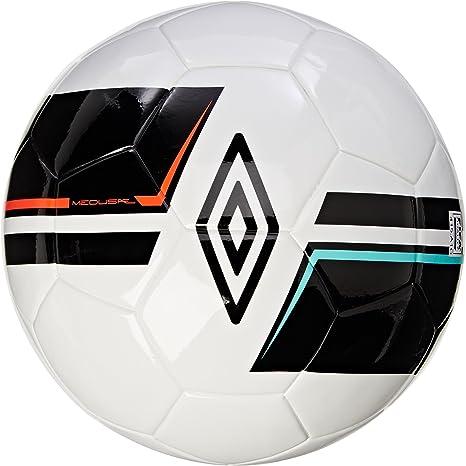 Umbro Medusae tsbe – Balón de fútbol, Color Blanco/Negro/Azul ...