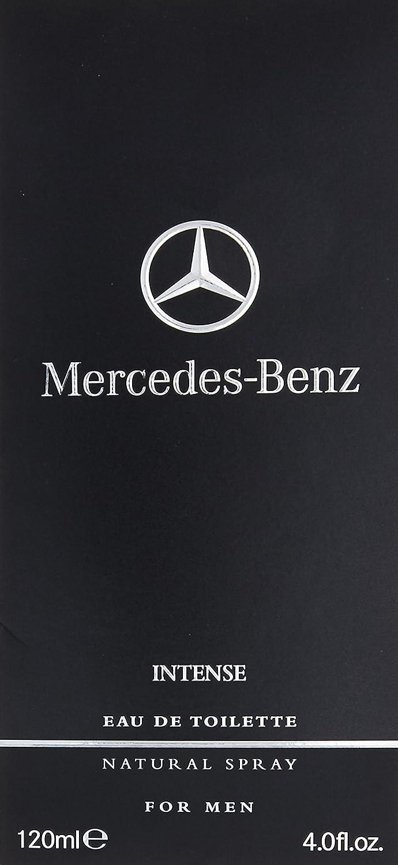 Mercedes-Benz Intense For Men Eau de Toilette Intense Nat. Spray ...