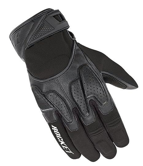 Joe Rocket Atomic X2 Hybrid Leather Motorcycle Gloves