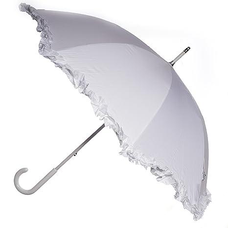 Boda de paraguas VOGUE Gran Toldo, con suerte No es necesario pero si lo hace