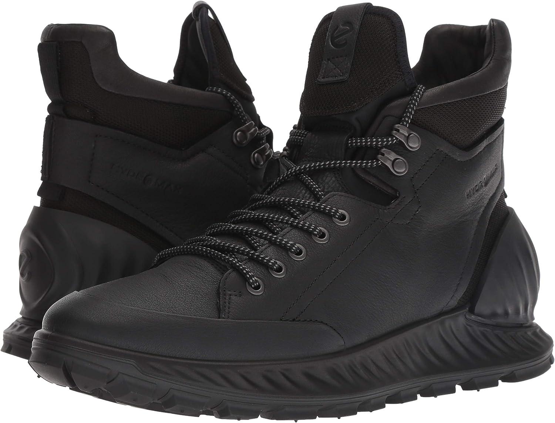 ECCO Exostrikem Zapatos de High Rise Senderismo para Hombre