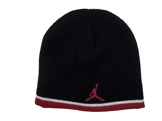 Nike Jordan Jumpman Knit - Gorro para niño (Talla 8/20), Color ...