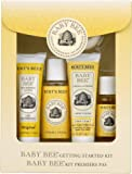 Amazon Price History for:Burts Bees Baby Bee Getting Started Gift Set, 5 Products in Giftable Box (Packaging May Vary)
