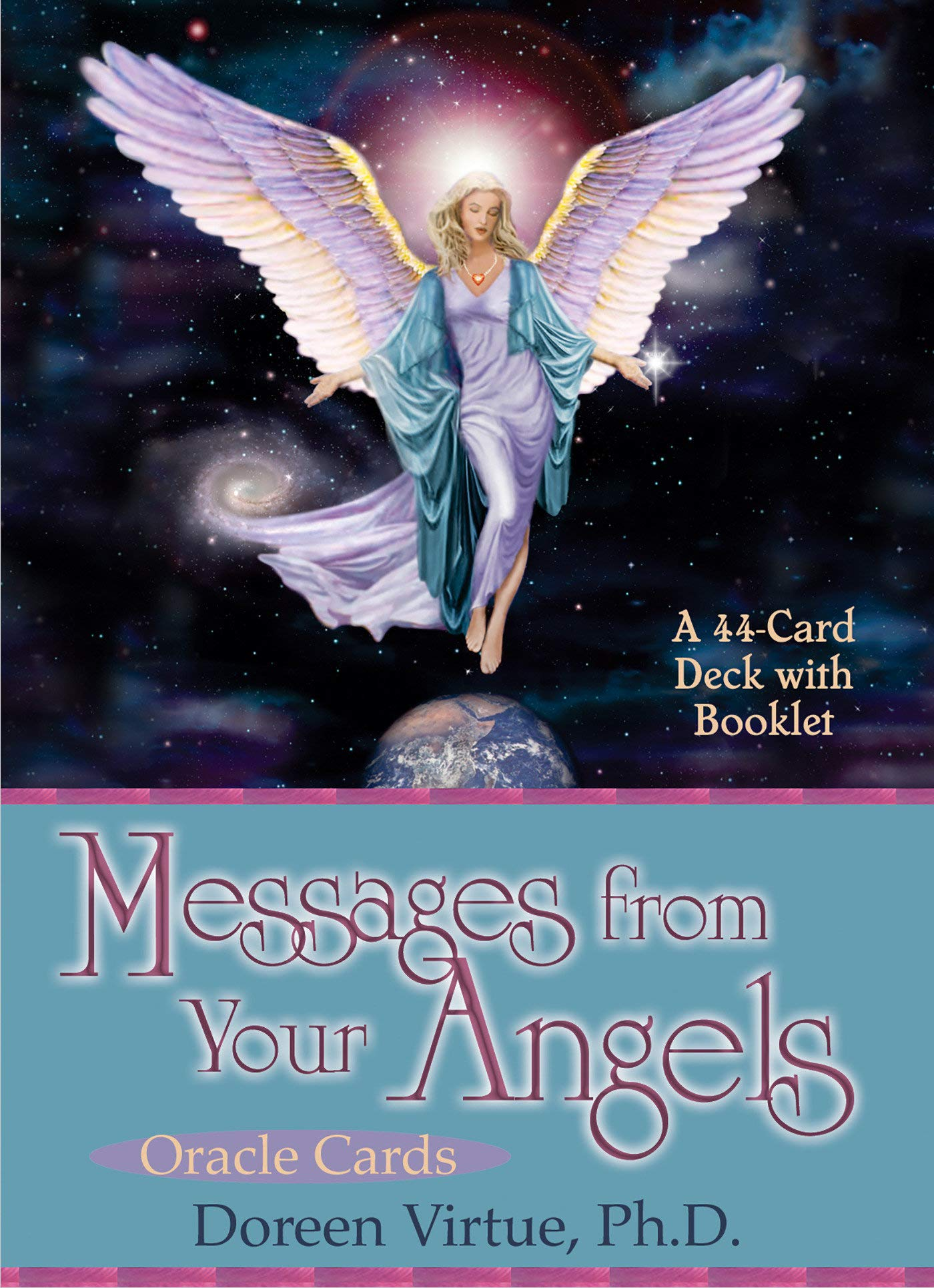 Messages From Your Angels Cards Cards – Mar 1 2002 Doreen Virtue Hay House Inc. 1561709069 8353709069