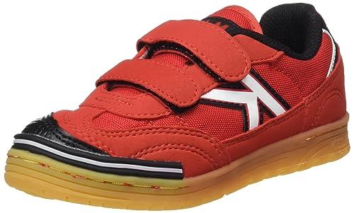 KELME Trueno Kids V, Zapatillas de fútbol Sala Unisex Niños: Amazon.es: Zapatos y complementos