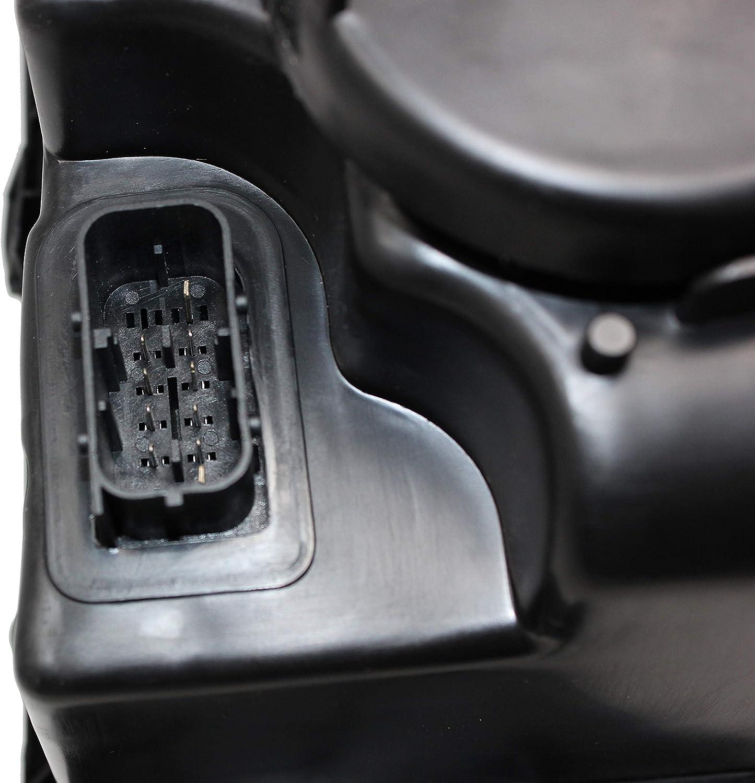 H1+H7+H7 Elettrico con motore SX dal 2006 al 2011 Proiettore Anteriore Sinistro Mod
