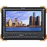 """Eyoyo X41TA 7"""" LCD HD-TVI+AHD2.0+HDMI+VGA+CVBS 1080P 5-in-1 カメラテスター 12V出力 ポータブル CCTVテスター"""