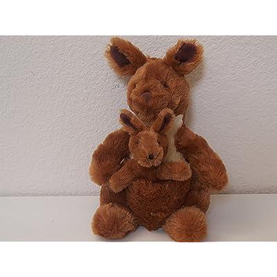 Kangaroo and Baby Joey Plush: Kohls Cares for Kids: Toys & Games