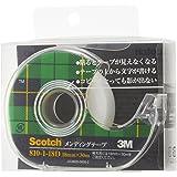 3M スコッチ メンディングテープ 18mm×30m ディスペンサー付き 810-1-18D