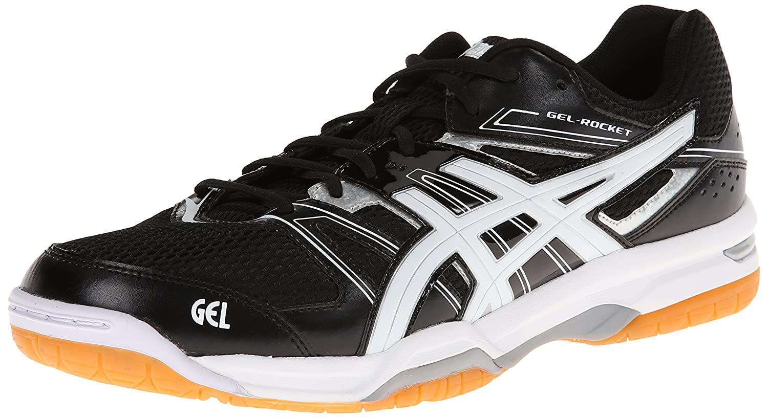 Cheap Asics Mens Gel-Rocket 7 Volleyball Shoes