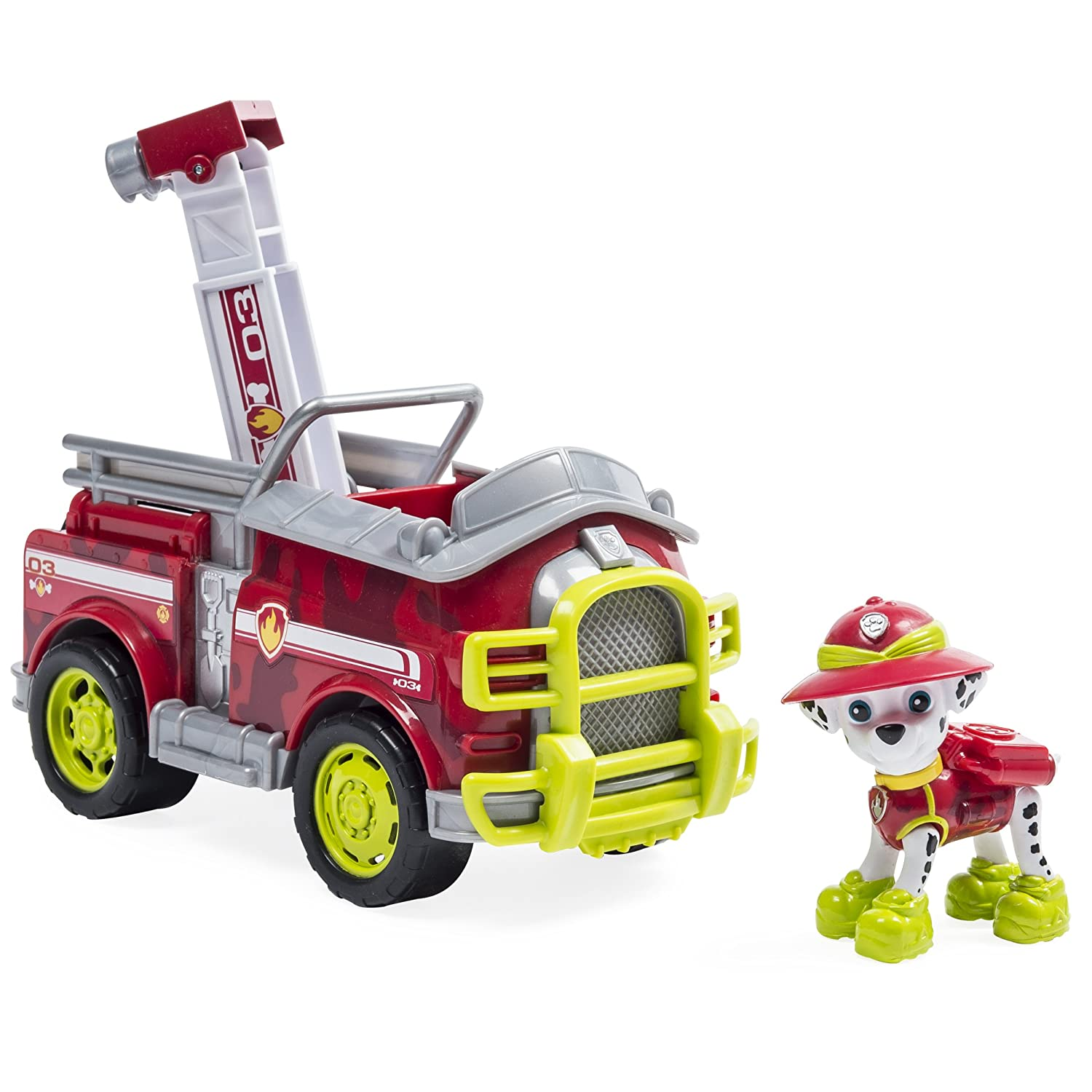 Paw Jungle Patrol - Jungle Rescue - Marshallâs Marshallâs - Jungle Truck B019HP2JCA, auto-connection-shop:35898d51 --- infinnate.ro