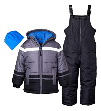 80d940add Amazon.com  Sportoli Boys  Kids Winter Snowboard Skiing Parka Jacket ...