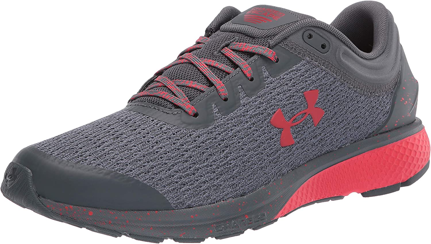 Under Armour Men s Charged Escape 3 Running Shoe