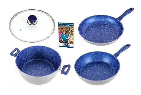 "Flavorstone 11 ""azul zafiro (5 piezas), ..."
