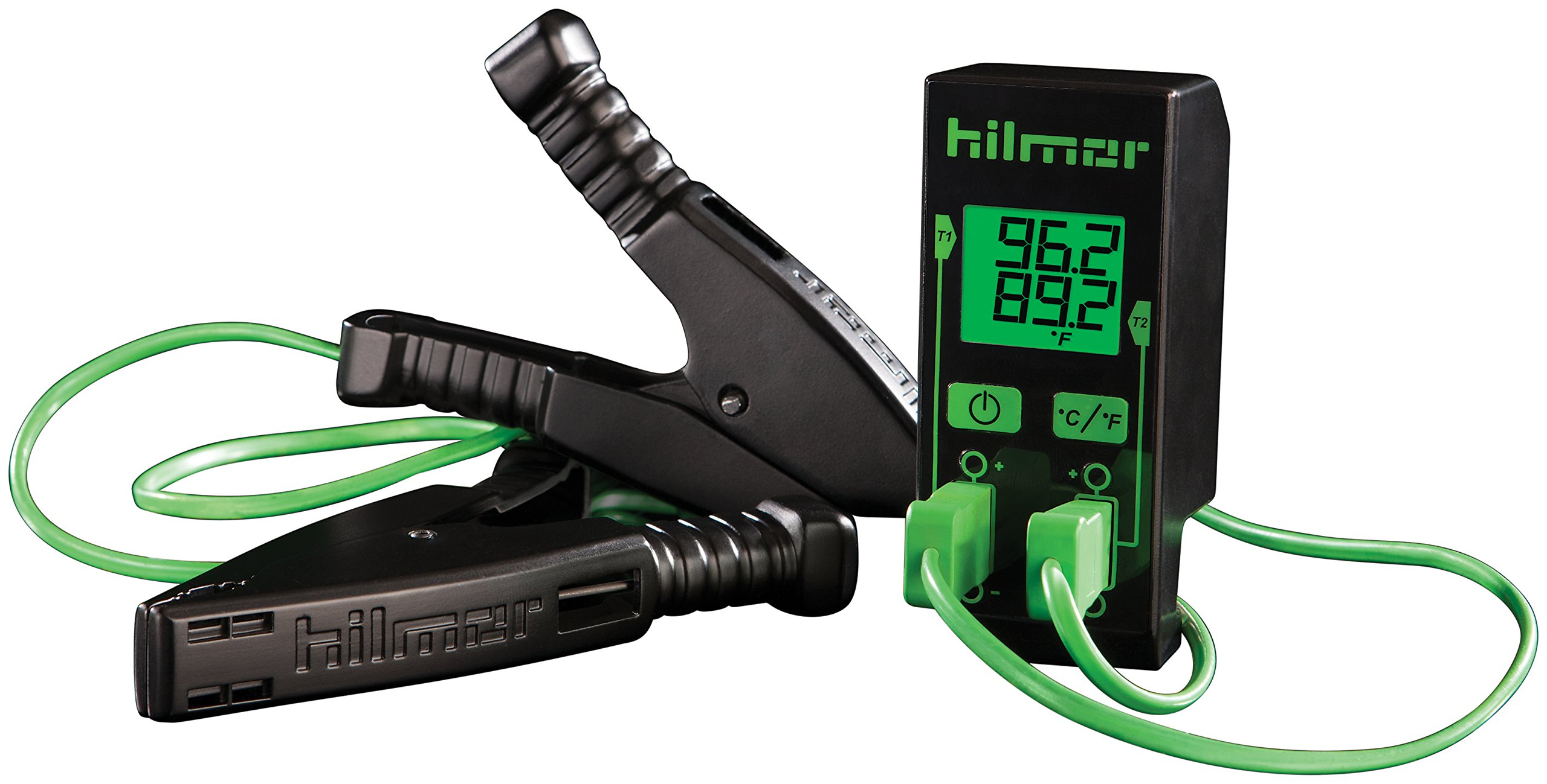 hilmor Dual Readout Thermometer, 1839106 by Hilmor