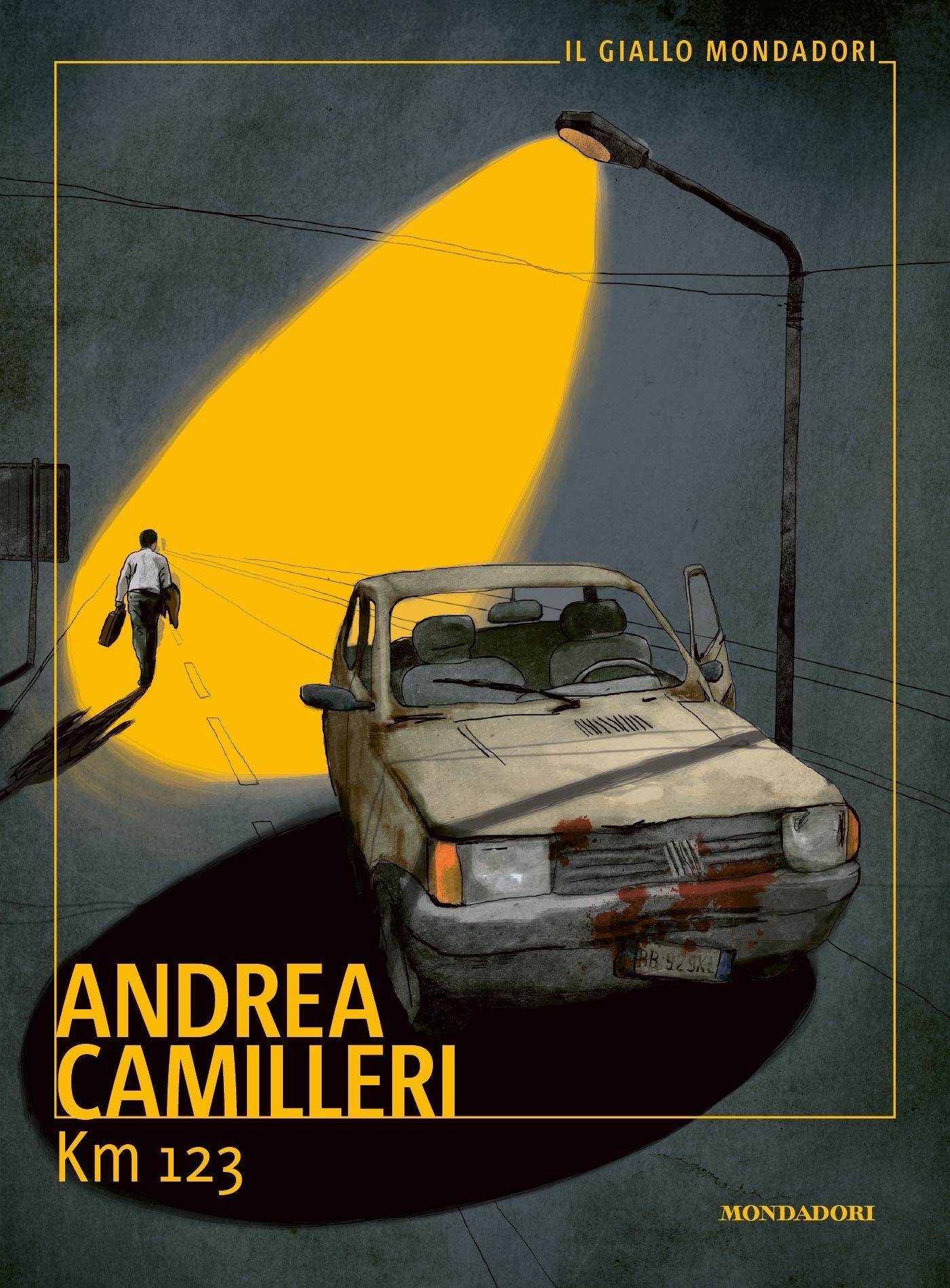 Km 123 (Italian Edition) por Andrea Camilleri