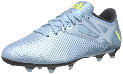 the latest 8098e 8e628 adidas Messi 15.3 FG AG, Men s Football Boots, Azul   Amarillo   Negro