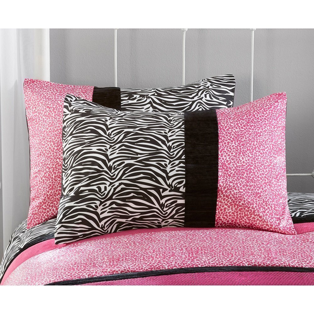 Your Zone TWO Piece Zebra Comforter Set by Your Zone (Image #3)