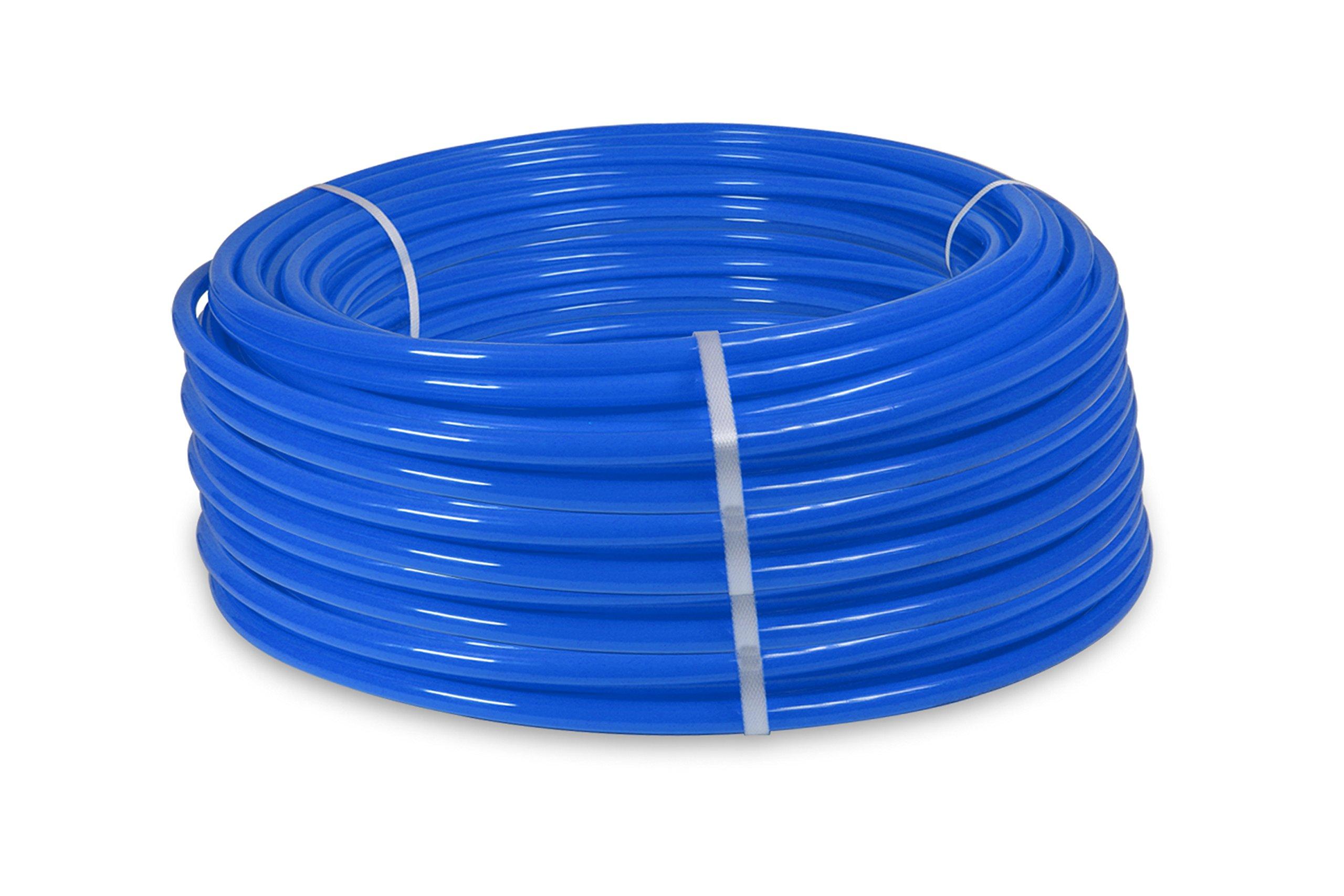 Pexflow PFW-B34500 Potable Water Pex tubing, 3/4 Inch, Blue by PEXFLOW