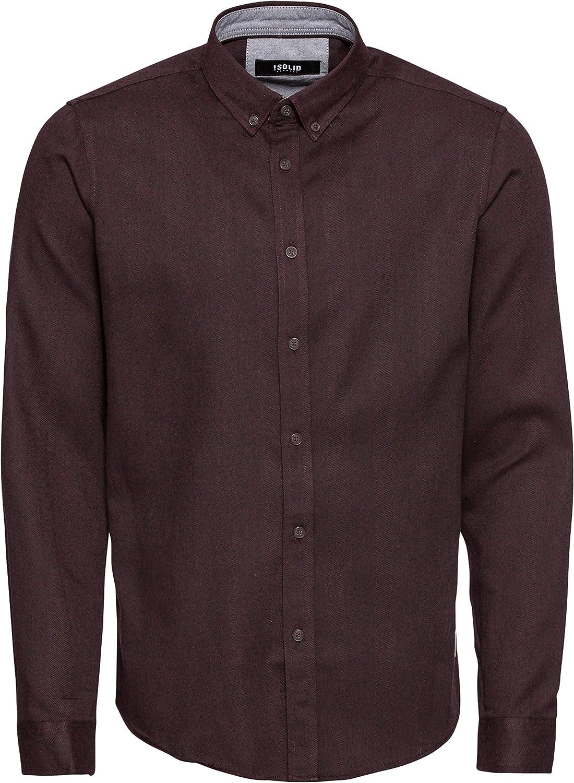 Camisa para hombre Solid Juan en diferentes colores: Amazon.es: Ropa y accesorios
