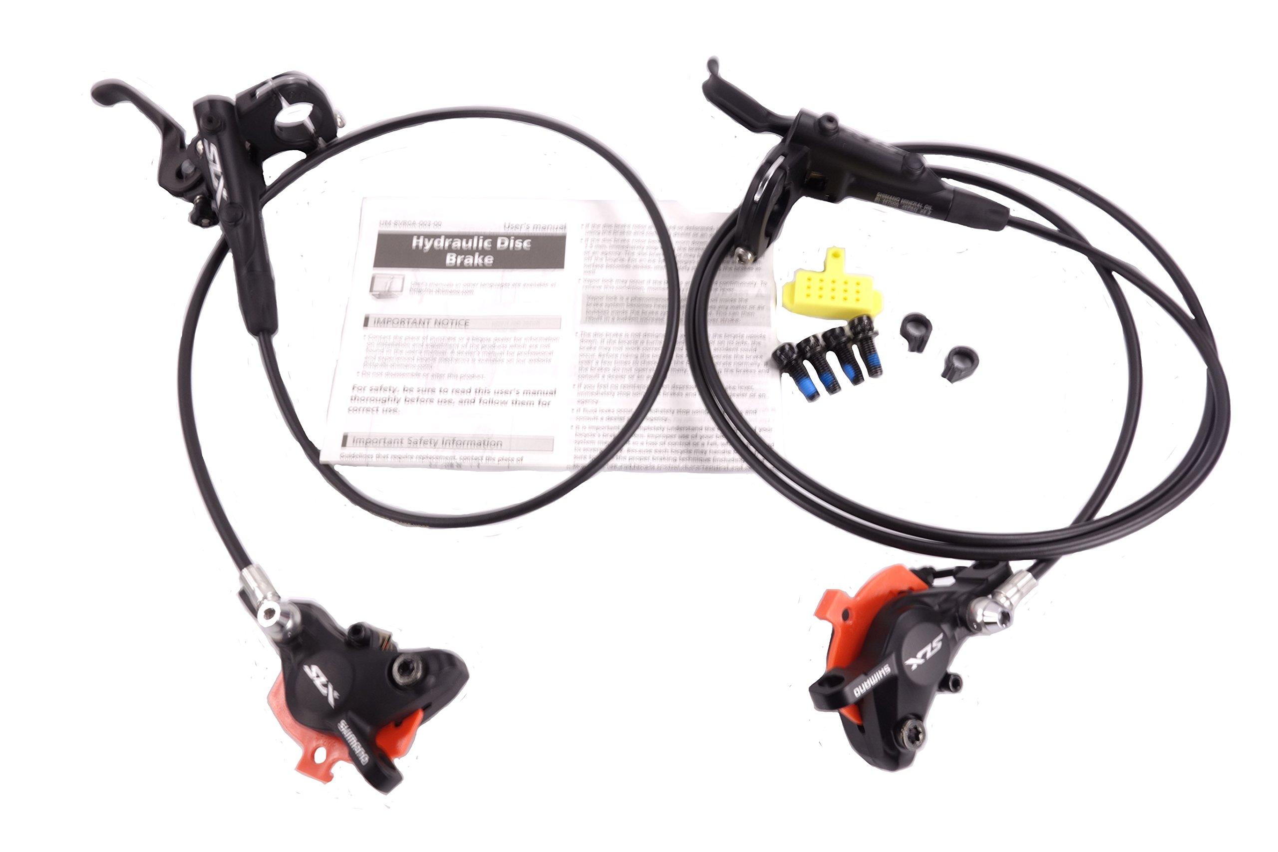 SHIMANO SLX BR-M7000 Hydraulic Brake Kit Set Disc Brake - EU Model