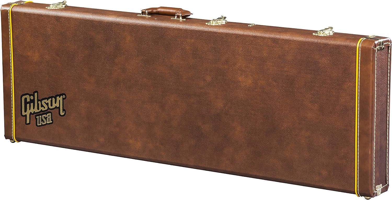 Gibson de Brown Históricos V Bass Case: Amazon.es: Instrumentos musicales