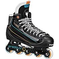 Tour Hockey Code 72Inline Gardien Skate, Noir, 13