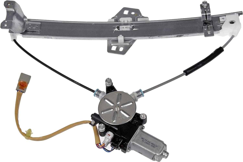 Dorman 751-162 Acura CL Driver Side Front Power Window Regulator with Motor
