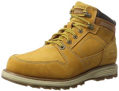 6d27345102fb Dockers by Gerli Herren 39TI001-302 Desert Boots, Beige (Golden Tan 910)