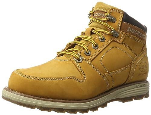Dockers by Gerli 39ti001-302, Botines para Hombre: Amazon.es: Zapatos y complementos