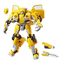 "Transformers 4.5"" VW Bumblebee Autobot Collectors Studio Series Toy Action Figure for Ages 6 Plus"