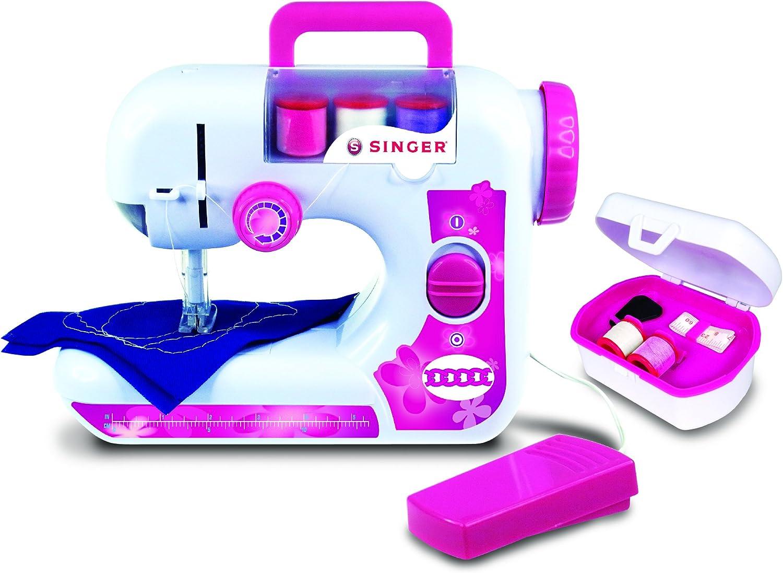 NKOK plástico Singer ez-Stitch CHAINSTITCH con de máquina de Coser ...