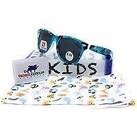 VENICE EYEWEAR OCCHIALI Gafas de sol Polarizadas para niño o niña. Vintage kids