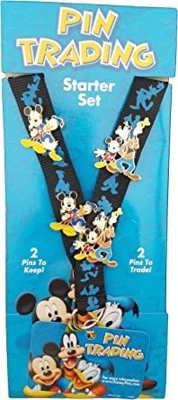 Disney Mickey Mouse and Goofy Friends Are Forever Pin