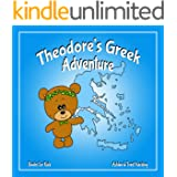 Books about Greece for Kids: Theodore's Greek Adventure (Theodore's Adventures)