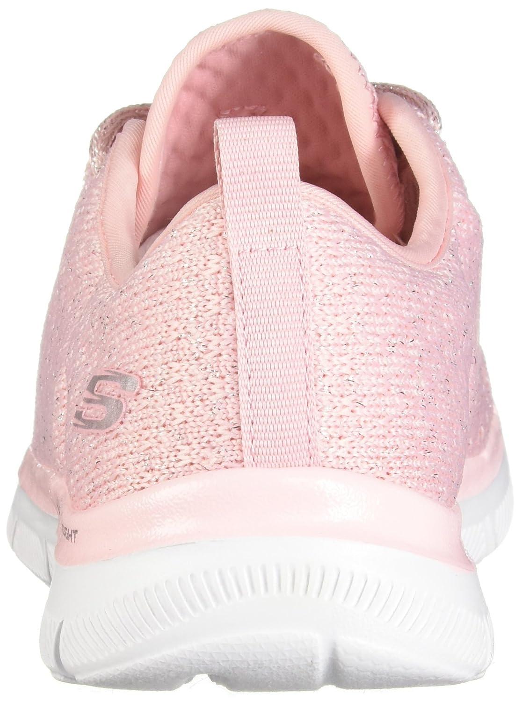 Skechers Mädchen Skech Appeal 2.0 Bold Move Sneaker Rose B077C3NBQB