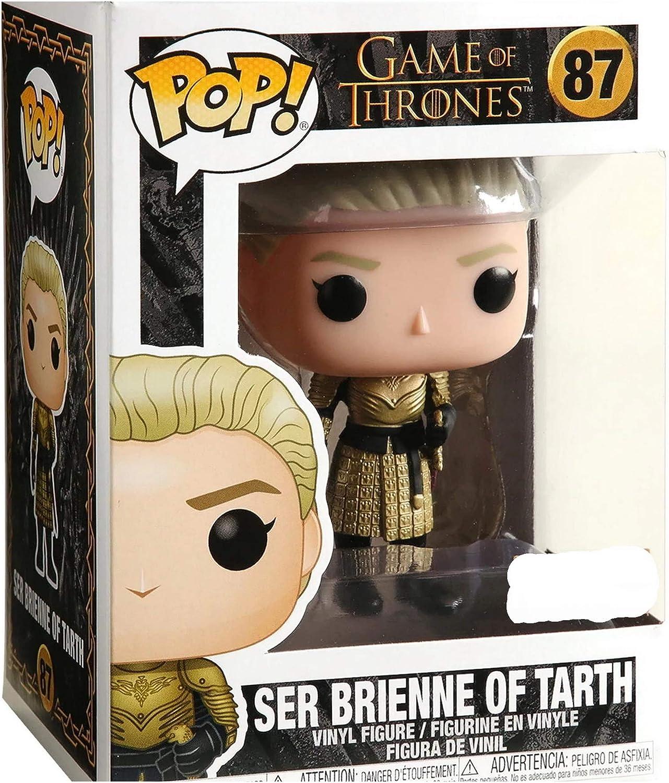 Funko POP Game of Thrones Ser Brienne Of Tarth Special Edition Vinyl Toy Figure