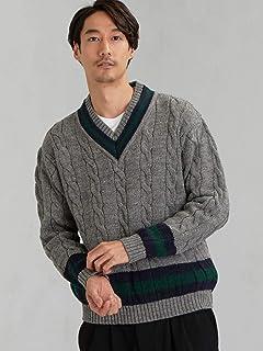 Oldderby Knitwear Wool Cricket Sweater 3213-499-1131